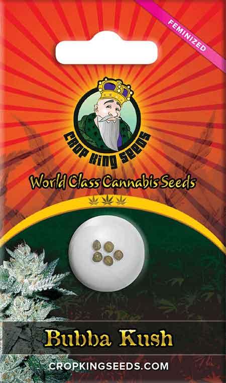 Bubba Kush Feminized Seeds