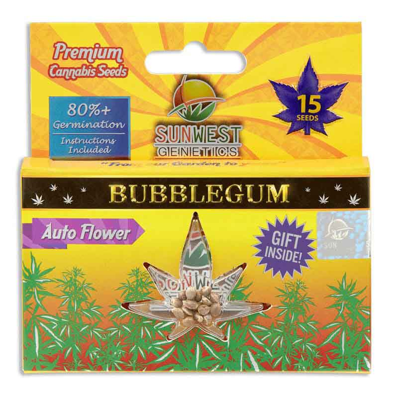 Sunwest Bubblegum Seeds Opt 1