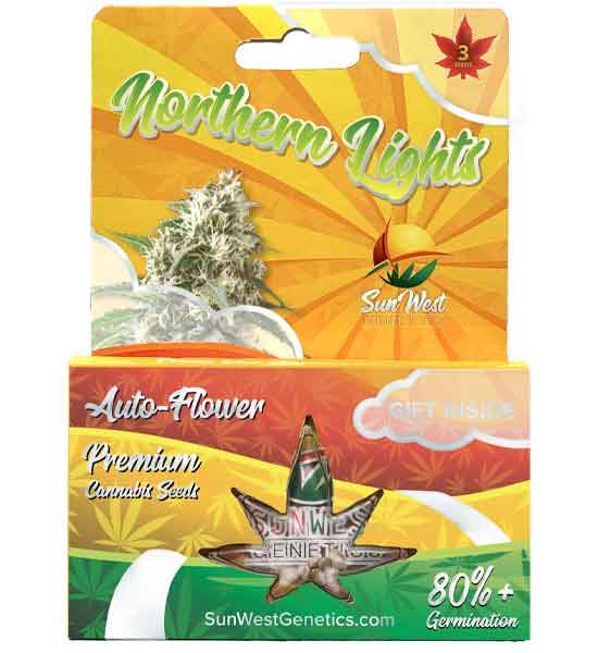 Sunwest Northern Lights Autoflower Seeds