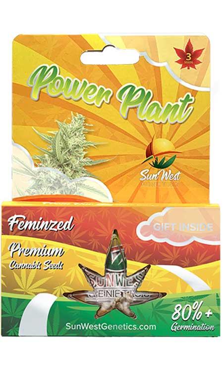 Powerplant Feminized Seeds