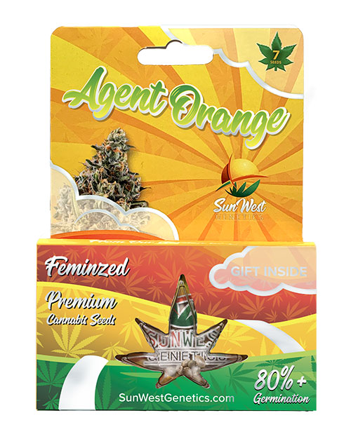 Agent Orange Feminized Seeds