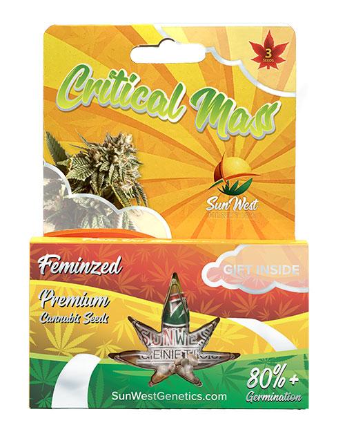 Critical Mass Feminized Seeds