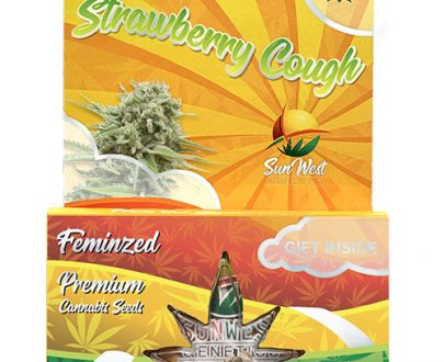 Strawberry Cough Feminized Marijuana Seeds